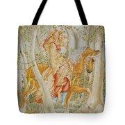 Palomino Princess Tote Bag