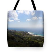 Palos Verdes Peninsula Tote Bag by Heidi Smith