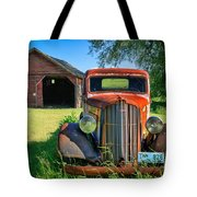 Palouse Dodge Tote Bag