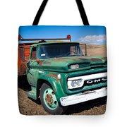 Palouse Gmc Truck Tote Bag