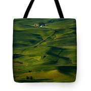 Palouse Green Tote Bag