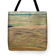 Palouse Palate Tote Bag