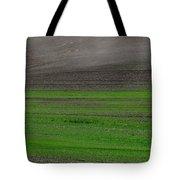 Palouse Patchwork 4 Tote Bag