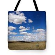 Palouse Skies Tote Bag