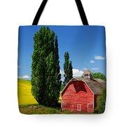 Palouse Weathered Barn Tote Bag