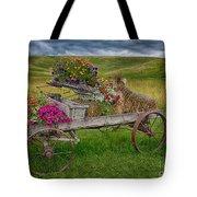 Palouse Welcome Wagon Tote Bag