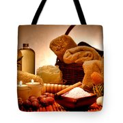 Pampering Tote Bag