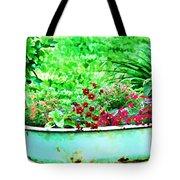 Pan Full Of Color  Digital Paint Tote Bag
