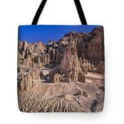 Panaca Formations In Cathedral Gorge State Park Nevada Tote Bag