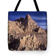 Panaca Sandstone Formations Cathedral Gorge State Park Nevada Tote Bag