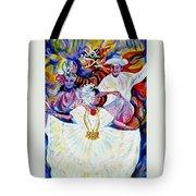 Panama Carnival. Fiesta Tote Bag