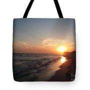 Panama City Beach Sunset Tote Bag