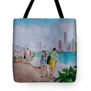 Panama City Panama Tote Bag