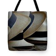 Panama Hats Tote Bag