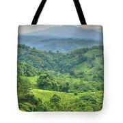 Panama Landscape Tote Bag