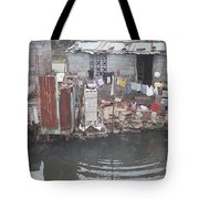 The River, Panana Tote Bag