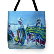 Panama.beach Market Tote Bag