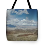 Panamint Valley Tote Bag