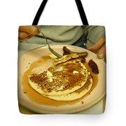 Pancake Breakfast Tote Bag