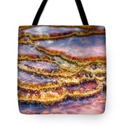 Pancakes Hot Springs Tote Bag