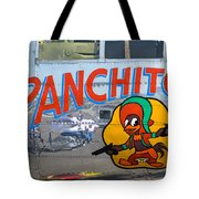 Panchito Tote Bag