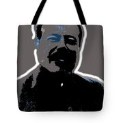 Pancho Villa Portrait Unknown Location Or Date-2013 Tote Bag
