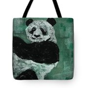 Panda - Monium Tote Bag