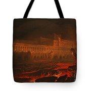 Pandemonium Tote Bag by John Martin