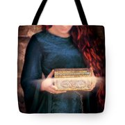 Pandora With The Box Tote Bag