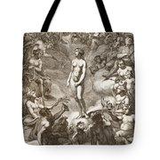 Pandoras Box Tote Bag