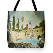 Pane Et Circenses Tote Bag