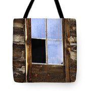 Panes Of Yesteryear Tote Bag