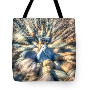 Color Zoom Tote Bag