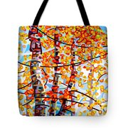 Panoply Tote Bag by Mandy Budan