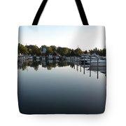 Panorama Harbor 02 Tote Bag
