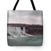 Panorama - Niagara Falls Tote Bag