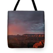 Panorama North Rim Grand Canyon National Park Arizona Tote Bag