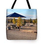 Panorama Outdoor Community Area Tote Bag