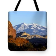 Panorama Point Capitol Reef National Park Utah Tote Bag