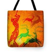 Pans Dance Tote Bag