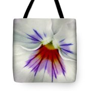 Pansy Flower 11 Tote Bag