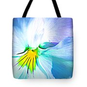 Pansy Flower 6 Tote Bag