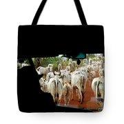 Pantenal Cows Tote Bag
