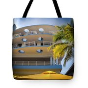 Congress Hotel Of South Beach Tote Bag