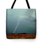 Tohono O'odham Reservation Tote Bag