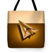 Paper Airplanes Of Wood 1 Tote Bag