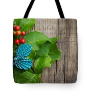 Paper Butterfly Tote Bag by Aged Pixel