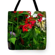 Paper Kite Butterfly II Tote Bag