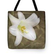 Paper Lily Tote Bag