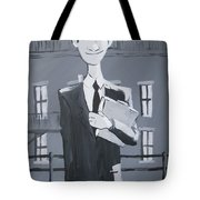 Paperman #1 Tote Bag